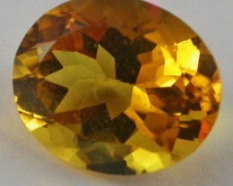 4.3 CTS BRIGHT ORANGE CITRINE [ST9477]
