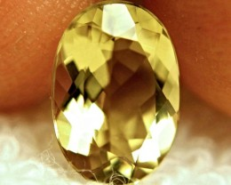 2.30 Carat VVS/VS Golden Beryl - Beautiful Gem