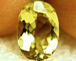 2.30 Carat VVS/VS Golden Beryl - Beautiful Gem