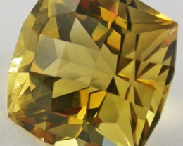 21.7 CTS BRIGHT  CITRINE-FANCY CUT  [ST9486]