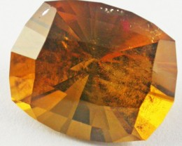 16.3 CTS BRIGHT  CITRINE-FANCY CUT  [ST9489]