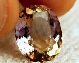 9.27 Carat Natural, Untreated Brazil VVS1 Ametrine - Lovely