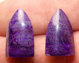 Matching Sugilite Tongues 22.43tcw