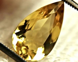 3.20 Carat VVS Golden Beryl - Lovely
