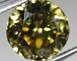 1.35 CTS ZIRCON FROM SRI LANKA -  TOP DIAMOND CUT [ST9552]