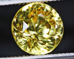 1.85 CTS ZIRCON FROM SRI LANKA -  TOP DIAMOND CUT [ST9566]