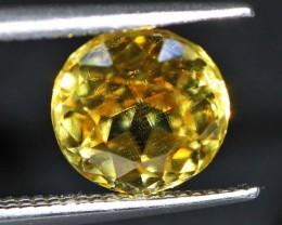 1.65 CTS ZIRCON FROM SRI LANKA -  TOP DIAMOND CUT [ST9574]