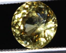 1.95 CTS ZIRCON FROM SRI LANKA -  TOP DIAMOND CUT [ST9582]