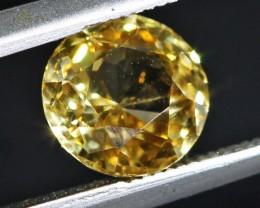 1.85 CTS ZIRCON FROM SRI LANKA -  TOP DIAMOND CUT [ST9584]