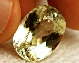 19.60 Carat VVS Himalayan Triphane - Beautiful