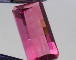 3.56ct Intense Pink Tourmaline