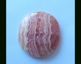 18Cts High Quality Sweet Rhodochrosite Smart Charm Bead