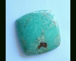 27Cts Natural Chrysoprase Cabochon
