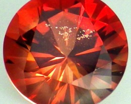 1.66 Ct Red Schiller Sunstone FLAWLESS! MASTER CUT!