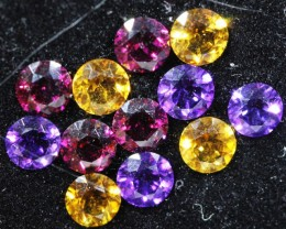 3.1 CTS  4 MM MIXED JEWELERS PARCEL - FUN AND CREATIVE [ST9704]