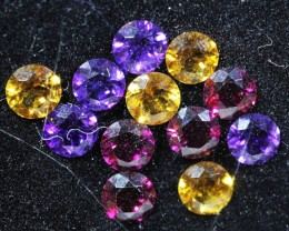 3.1 CTS  4 MM MIXED JEWELERS PARCEL - FUN AND CREATIVE [ST9705]