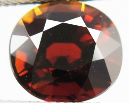 6.80ct Awesome Look Unusual Color Tourmaline Mozambique IF/VVS - RI01