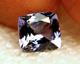 1.83 Carat VVS African Purplish Blue Tanzanite - Lovely