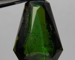 9.47ct Large Fancy Green Tourmaline