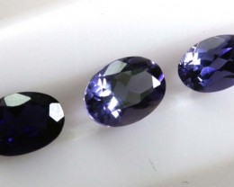IOLITE NATURAL FACETED 1.70 CTS LG-1238