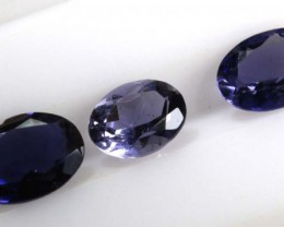IOLITE NATURAL FACETED 1.85 CTS LG-1258