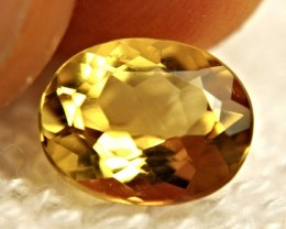 2.41 Carat VS Golden Yellow Beryl
