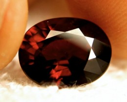 7.16 VVS Elegant African Rhodolite Garnet
