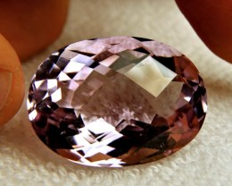 78.85 Carat VVS Natural Cushion Cut Brazilian Amethyst  - Beautiful