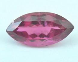 Rubellite Pink Tourmaline Marquise Cut
