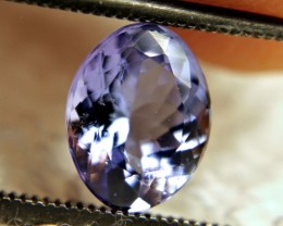 1.70 Carat VS African Tanzanite - Beautiful