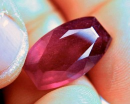 17.2 Carat Fiery Pigeon Blood Ruby - Superb
