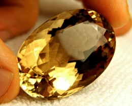 167.65 Carat Natural VVS Brazilian Citrine - Superb