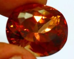 49.60C.T unheated imperial topaz gemstones