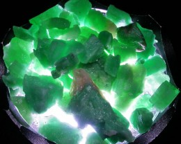 Parcel Emerald rough  From Afghanistan  AGR 1662