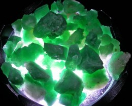 Parcel Emerald rough  From Afghanistan  AGR 1665
