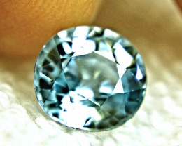 4.54 Carat Vibrant Blue VS Zircon - Superb