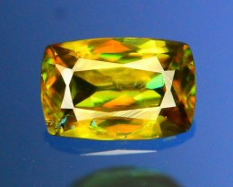 Rare Diamond Like Luster Untreated Sphene aka Titanite