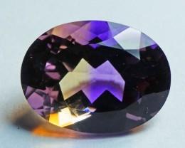 VVS Ametrine -  oval faceted Brazil - 8.85 carats ANA2127