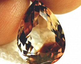 14.7 Carat Bi-Color VVS Brazil Topaz - Lovely