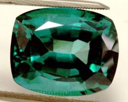 33.50  CTS GREENISH BLUE TOPAZ CG-1803