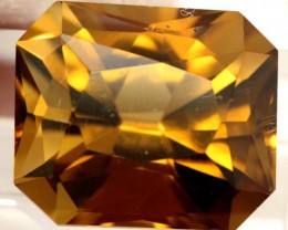 CITRINE NATURAL FACETED 16.25 CTS CG-1799