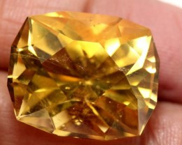 CITRINE NATURAL FACETED 21.65 CTS CG-1756