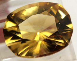 CITRINE NATURAL FACETED 11.50 CTS CG-1758