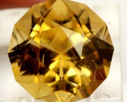 CITRINE NATURAL FACETED 14.25 CTS CG-1760