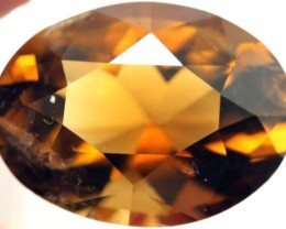 DARK CITRINE   21  CTS CG-1766