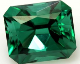 9.10 CTS GREEN QUARTZ FACETED   CG-1780