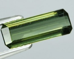 1.90 CTS  ALLURING TOP GREEN PARTY COLOR TOURMALINE