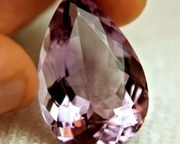 48.41 Carat VVS1 Purple Brazil Amethyst