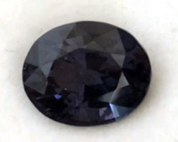 Pretty 2.35 Purple  Blue Spinel -  Sri Lanka SL07 H669