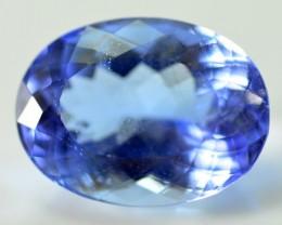 23.5 Ct Amazing Color Natural Aquamarine ( Goshenite )